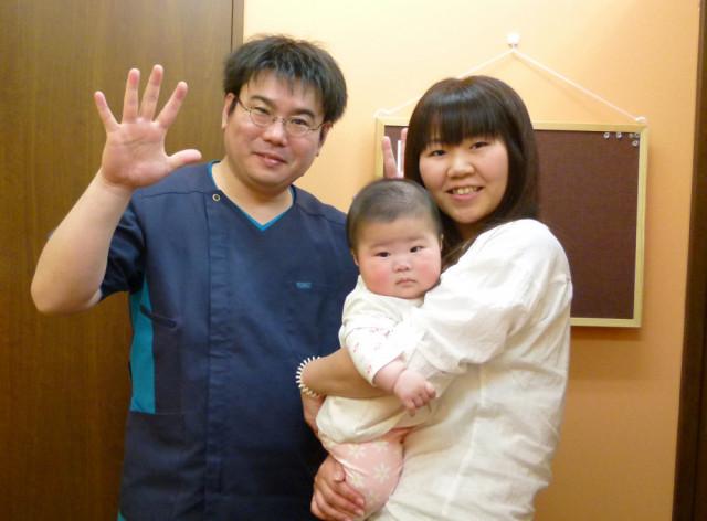 更衣室・授乳室や清潔な患者着を完備しているので、お仕事や赤ちゃんの育児など忙しいお母さんたちでも隙間時間で通院できます。